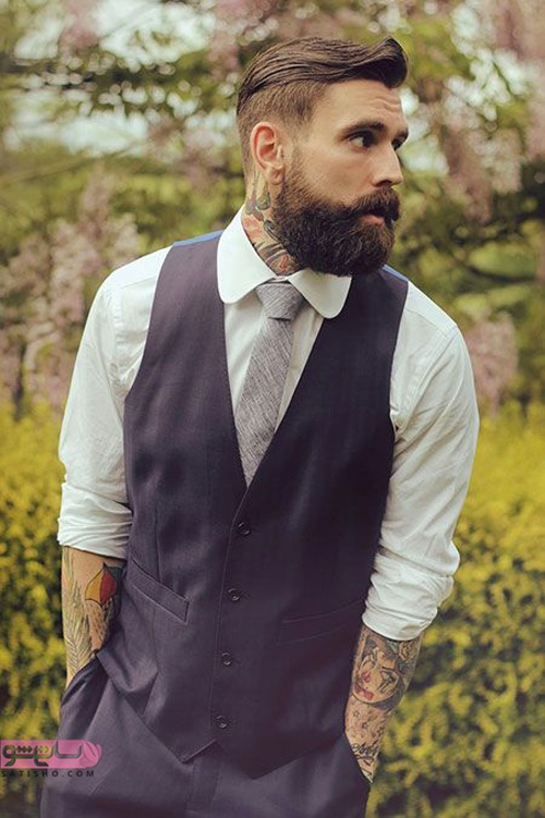 جدیدترین مدل مو مردانه در ایران