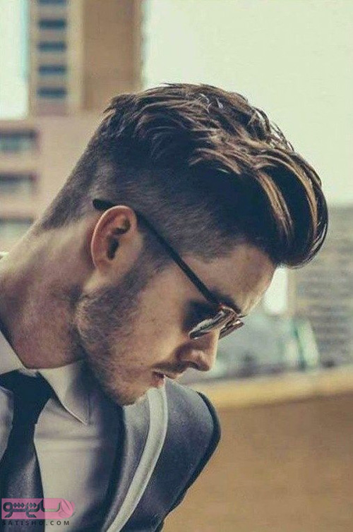 جدیدترین مدل مو مردانه تهران