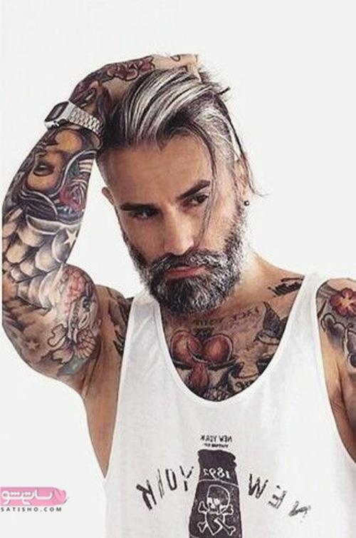 جدیدترین مدل مو مردانه دامادی