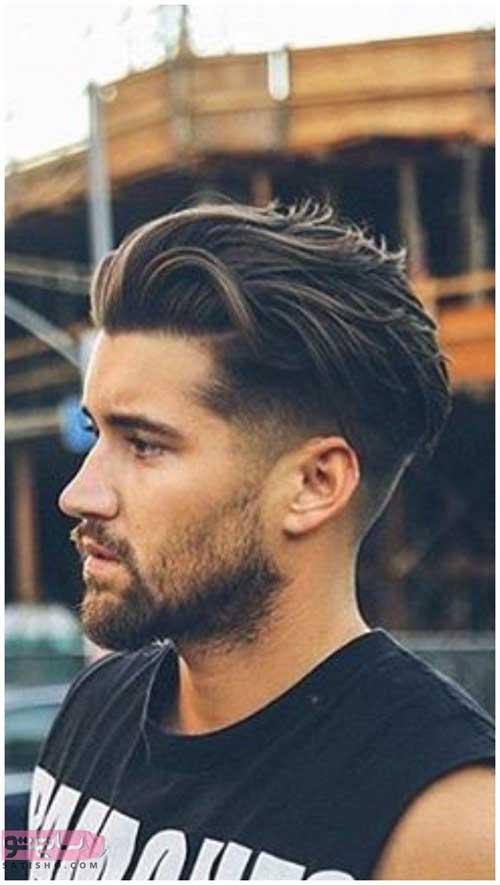 جدیدترین مدل مو مردانه ایران