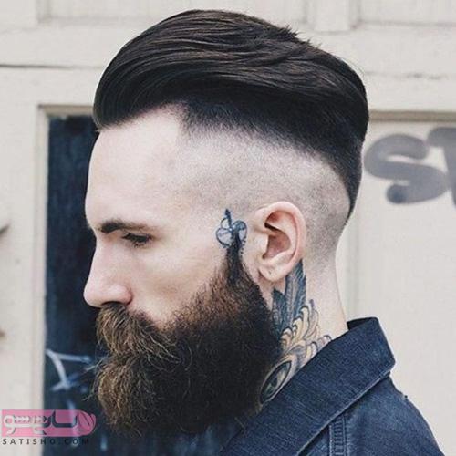 انواع مدل موهای مردانه جدید