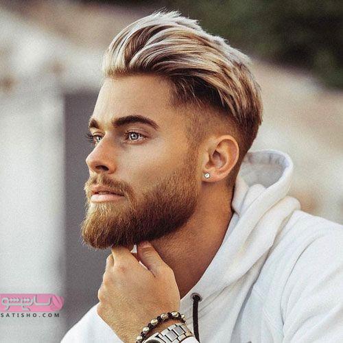 انواع مدلهای موی پسرانه جدید