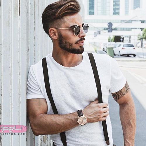 شیک ترین مدل مو بلند مردانه
