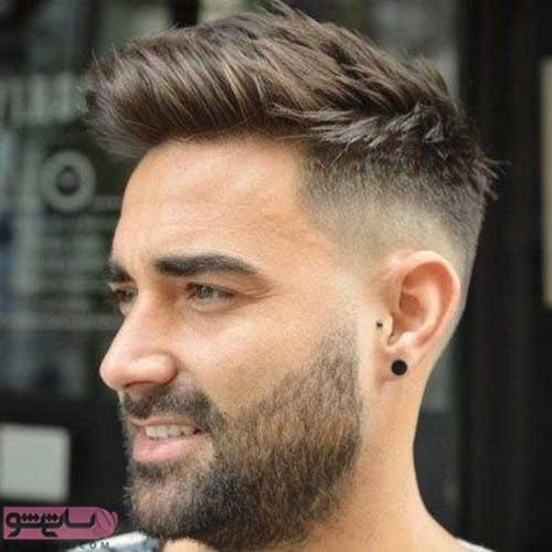 تصاویر مدل موی پسرانه کوتاه