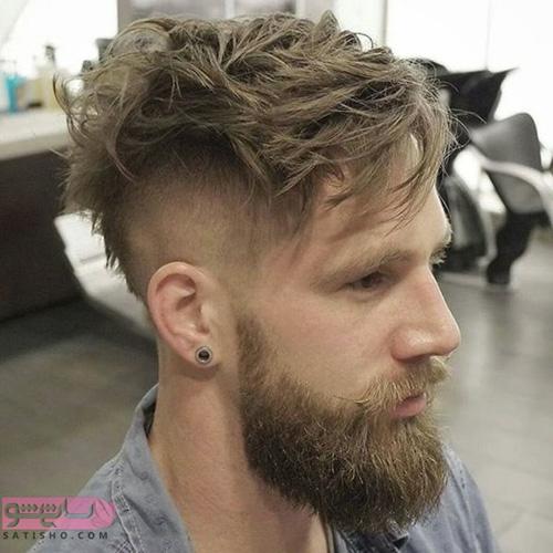 عکس شیک ترین مدل موی مردانه