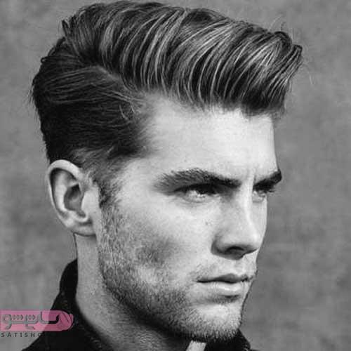 مدل موی جدید مردانه مجلسی