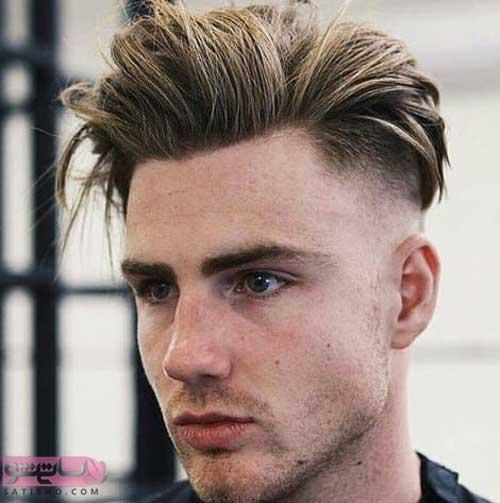 تصاویر مدل مو مردان