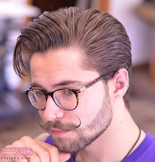 تصاویر مدل موی مردانه کلاسیک