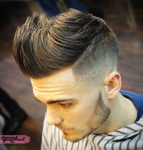 تصویر مدل موی مردانه