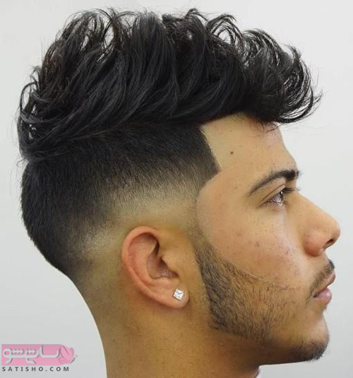 عکس مدل مو مردانه