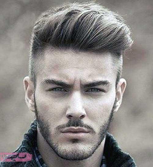 انواع مدل مو مردانه کوتاه
