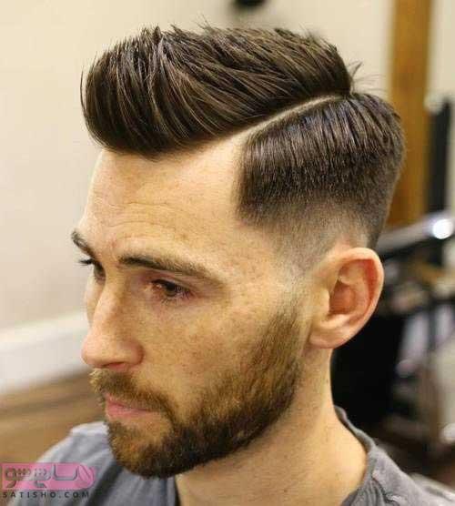 انواع مدل مو مردانه 2019 98