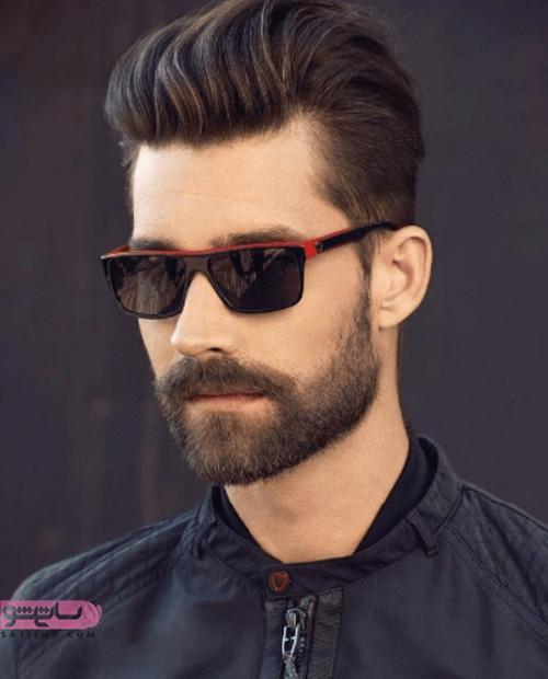 انواع مدل مو مردانه کم پشت