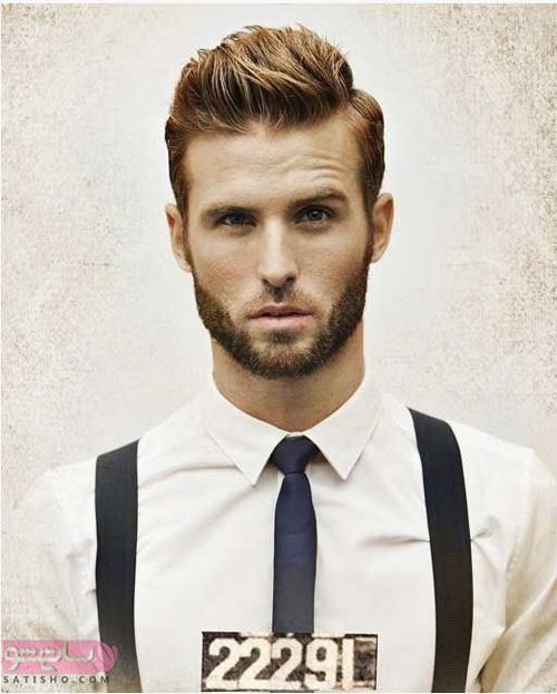 انواع مدل مو مردانه میانسال