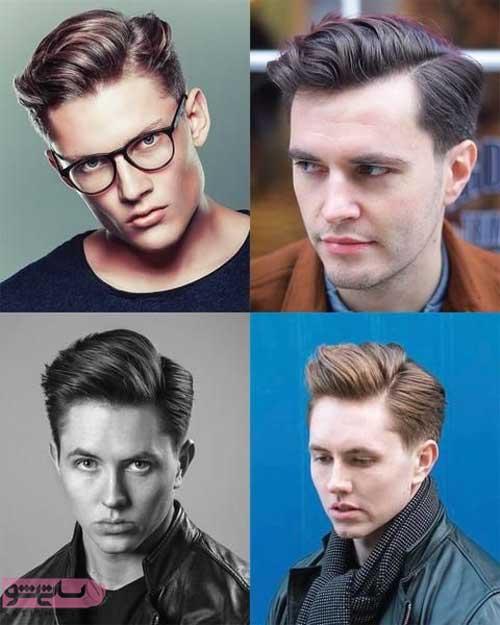 مدل مو جدید مردانه 2019