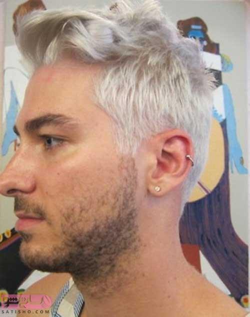 مدل مو جدید مردانه با اسم
