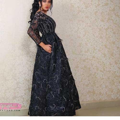 مدل لباس مجلسی دخترانه شیک و لاکچری برای عروسی