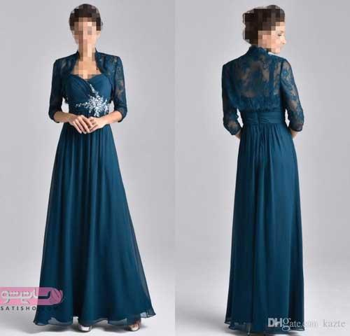 ایده برای لباس مجلسی ساقدوشی عروس