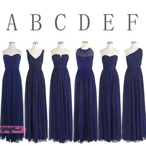 مدلهای جدید لباس مجلسی مخصوص مراسم عروسی و ساقدوشی