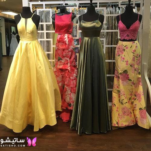 مزون ماکسی زنانه و دخترانه در تهران