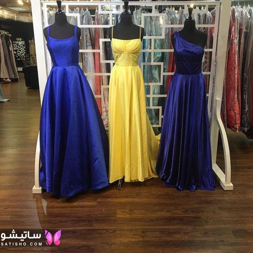 مدلهای لباس مجلسی بلند زنانه