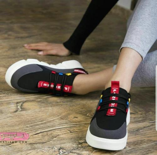 عکس جدیدترین مدل های کفش اسپرت دخترانه