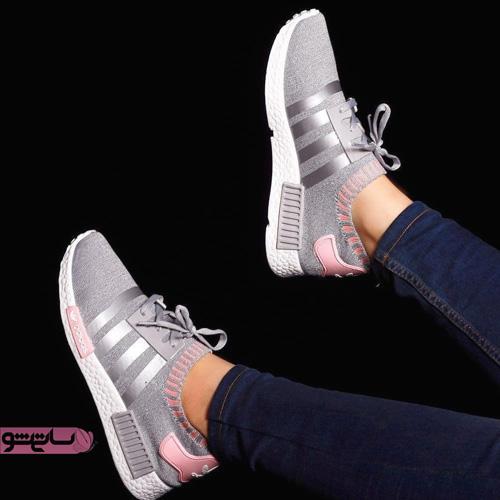 عکس جدیدترین کفش اسپرت دخترانه 98 شیک