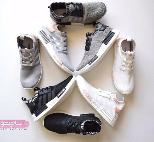 دانلود عکس کفش اسپرت دخترانه جدید تابستانه 98