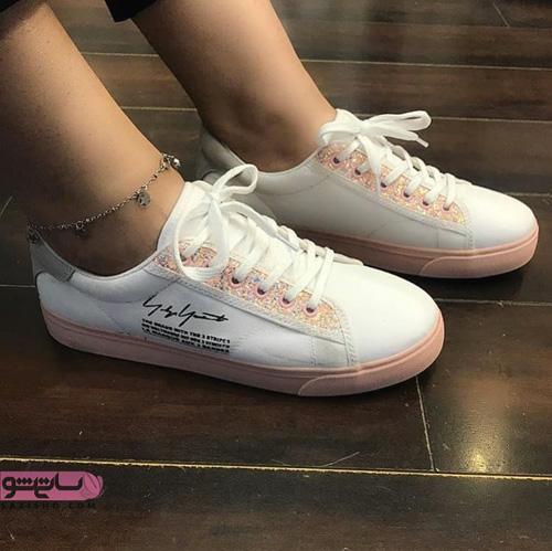 عکسهای کفش اسپرت دخترانه جدید