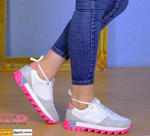 مدل کفش اسپرت دخترانه شیک و جدید