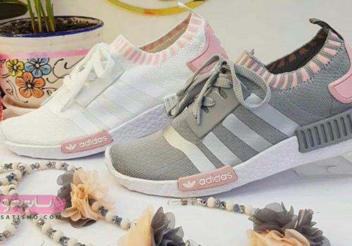 خرید کفش اسپرت دخترانه شیک ارزان