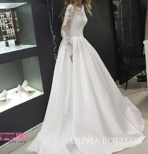 مدل لباس عروس جدید در اینستاگرام