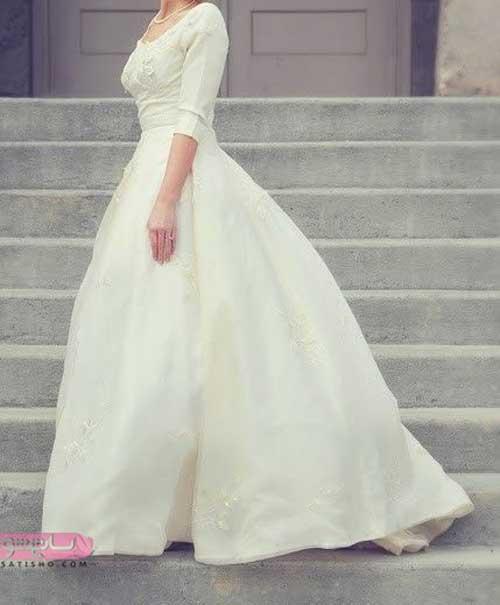 مدل لباس عروس جدید در تهران اینستاگرام