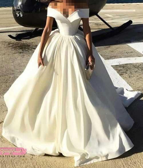 عکس لباس عروس جدید و زیبا 98 خوشگل
