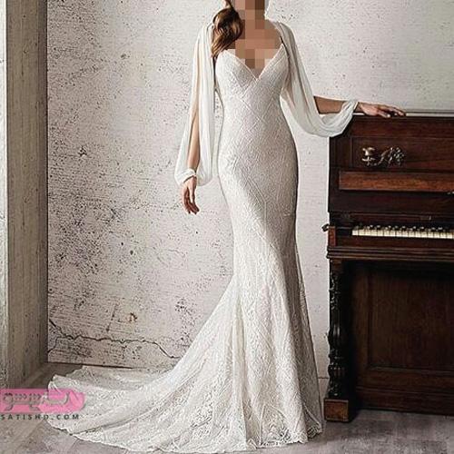 شیک ترین مدل های لباس عروس جدید