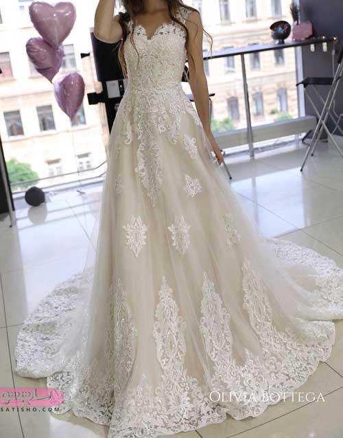 جدیدترین و شیک ترین لباس عروس