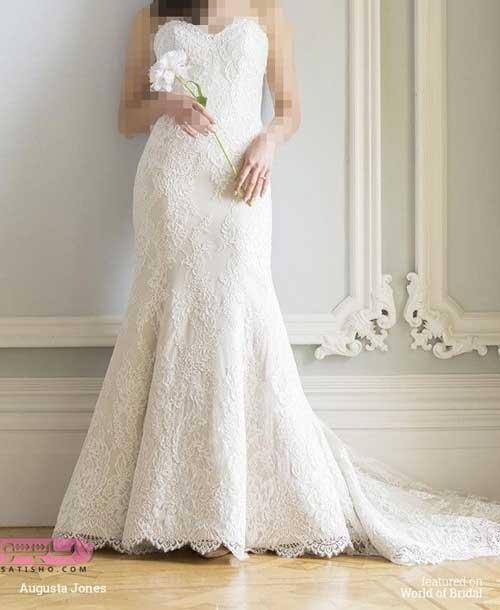 جدیدترین و شیک ترین لباس عروس های در رنگ های مختلف