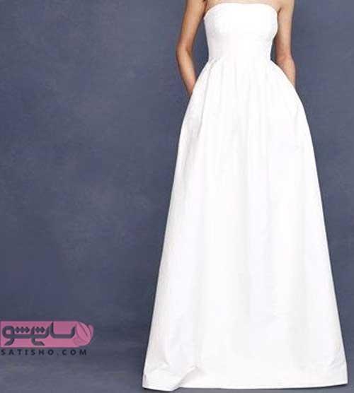 جدیدترین لباس عروس های شیک و ساده