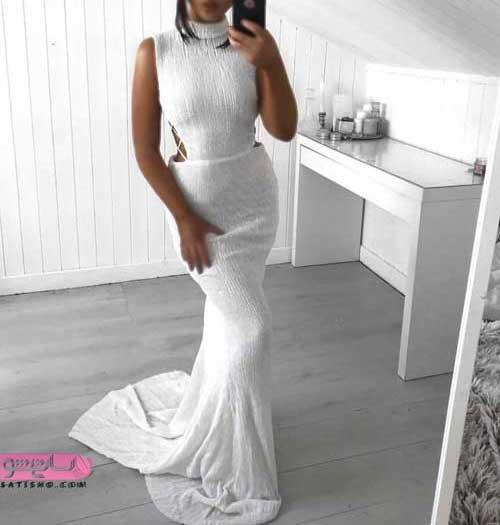 انواع لباس عروس جدید زیبا