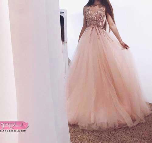 انواع لباس عروس جدید و شیک
