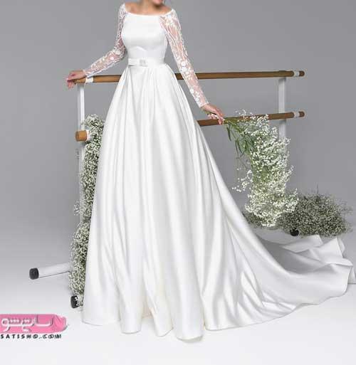 مدل لباس عروس شیک 2019