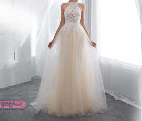 مدل لباس عروس شیک جدید