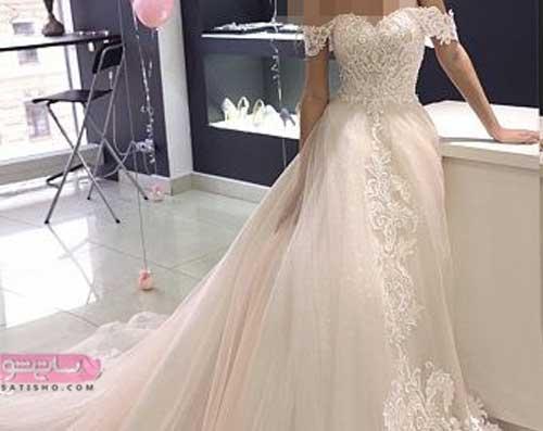 انواع لباس عروس های جدید
