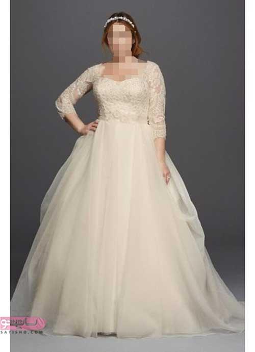 انواع مدل لباس عروس شیک و زیبا