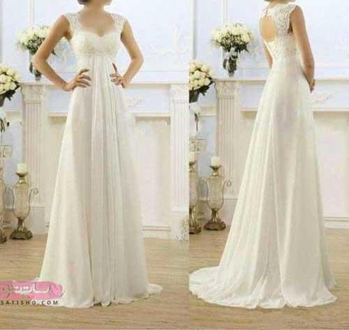 جدیدترین مدل لباس عروس پرنسسی