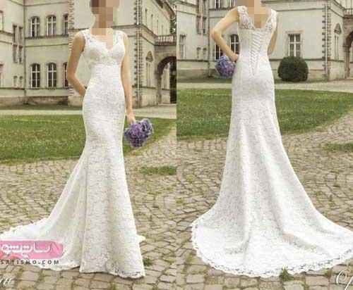 عکس لباس عروس ایرانی مدل جدید