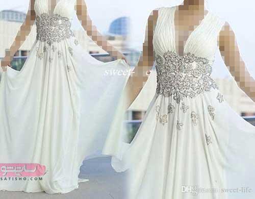 مدل لباس عروس زیبا ایرانی
