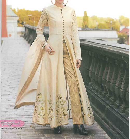 لباس هندی جدید