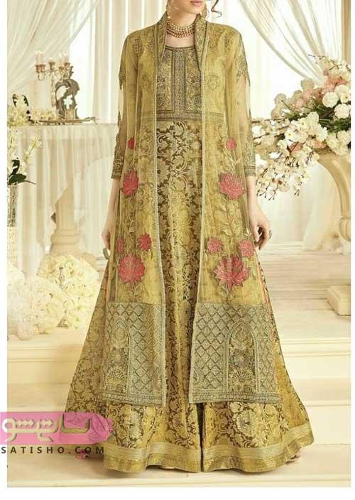 شیک ترین مدل لباس هندی مجلسی