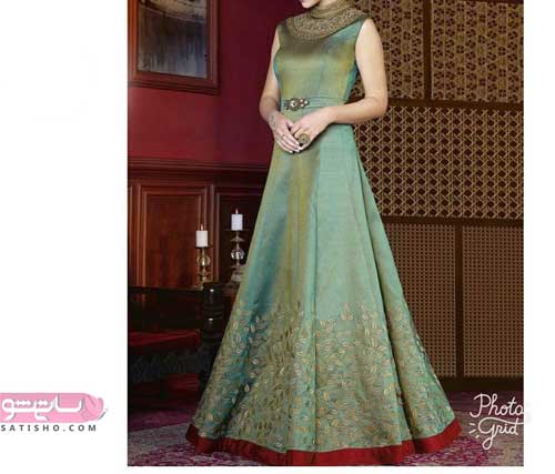 عکس لباس عروس هندی 2020
